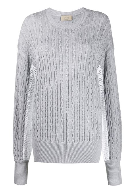 MAISON FLANEUR Sweater MAISON FLANEUR | Sweaters | 20SMDSW100FC018GRY