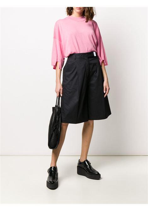 Oversized short-sleeve T-shirt MAISON FLANEUR | 20SMDSW101FJ006PNK