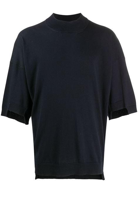 MAISON FLANEUR T-shirt MAISON FLANEUR | T-shirt | 20SMUSW100FJ006DRKBL