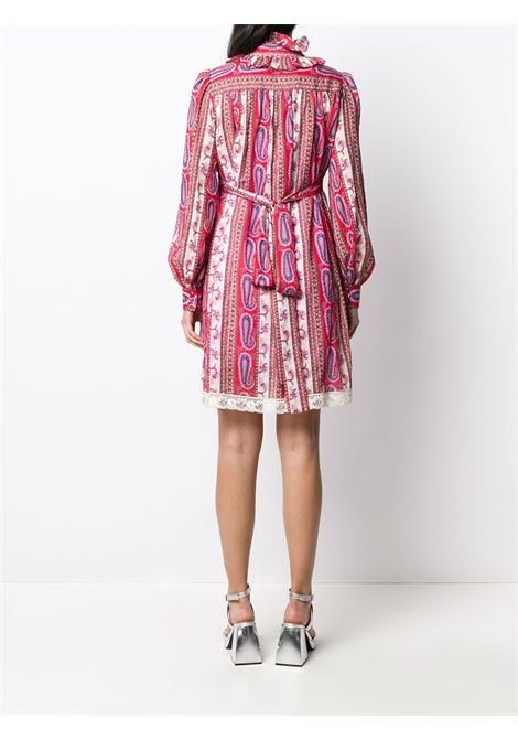 Paisley dress MARC JACOBS | W5000045641