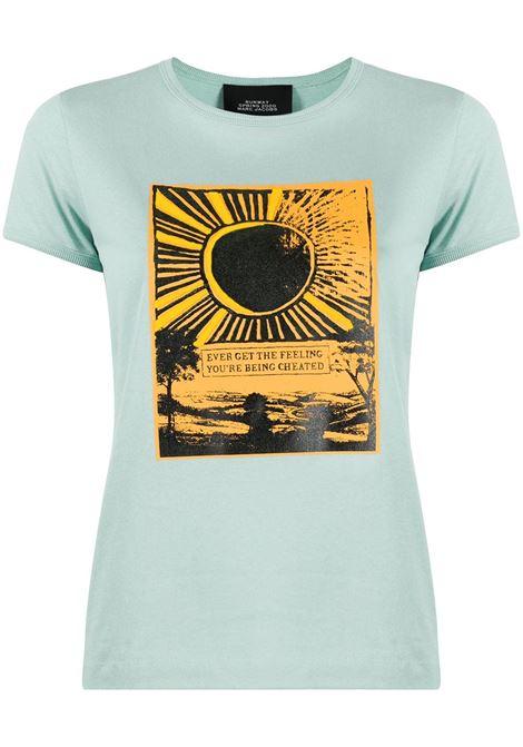 MARC JACOBS MARC JACOBS   T-shirt   W6000049450
