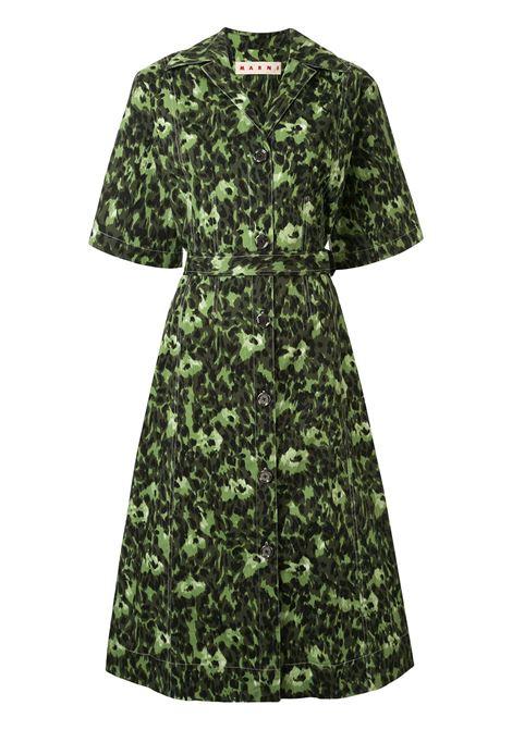 MARNI Shirt dress MARNI | Dresses | ABMA0430C1TCY40WIV69