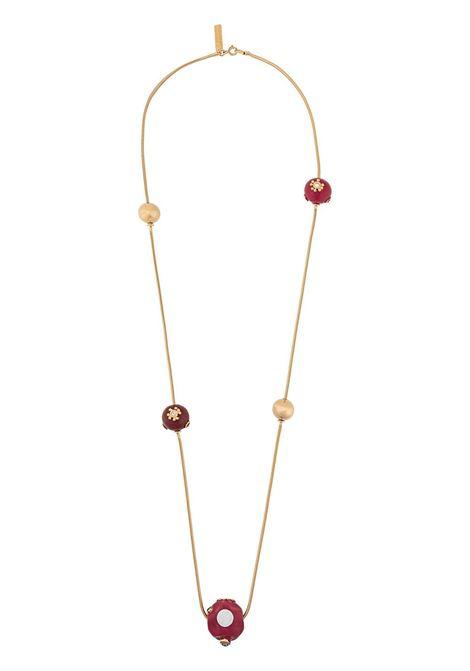 Enamelled metal necklace MARNI | Necklaces | COMV0167A0M200000C57