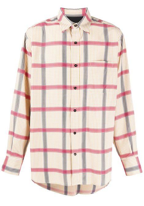 Striped oversized shirt MARNI | Shirts | CUMU0142A0S52714CHW75