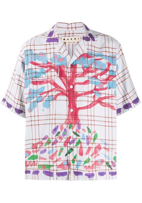 MARNI Shirt MARNI | Shirts | CUMU0153P0S52720CHN15