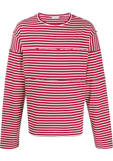 MARNI T-shirt MARNI | Sweaters | HUMU0115A0S23585STR69