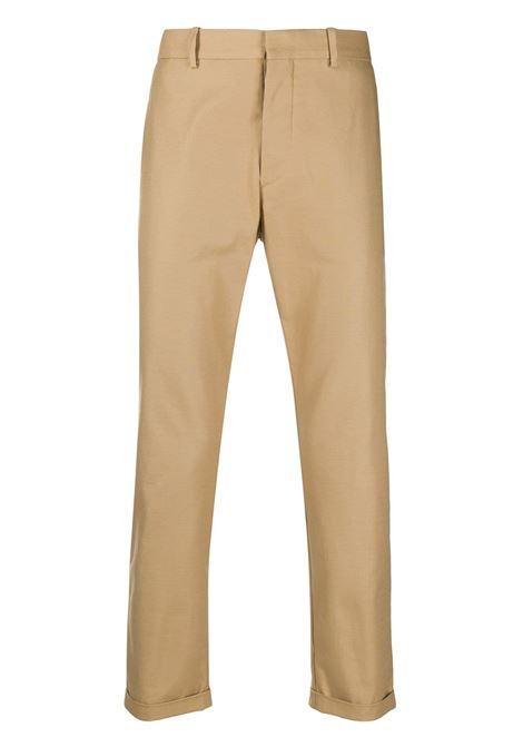 Cropped trousers MARNI | Trousers | PUMU0016A0S4930900W75