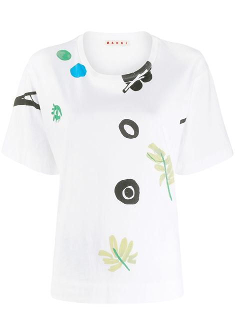 MARNI T-shirt MARNI | T-shirt | THJEL32EP9SCQ53FAV44