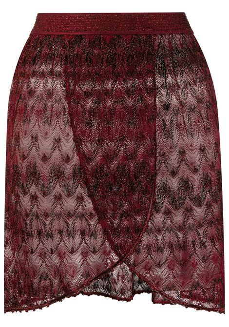 MISSONI Layered skirt MISSONI   Skirts   MMH00012BR0081S405Q
