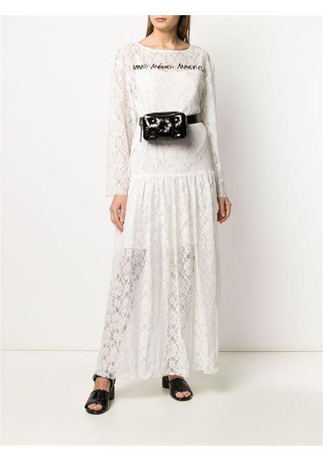 Printed logo lace dress MM6 MAISON MARGIELA | S32CU0119S52750101