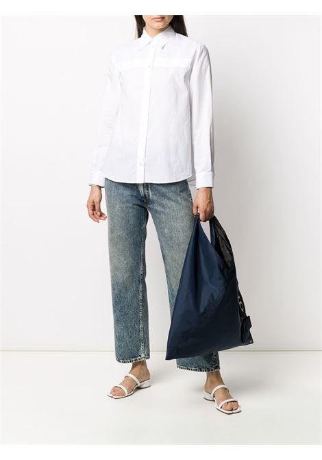 Embroidered cotton shirt MM6 MAISON MARGIELA   S32DL0254S52728961