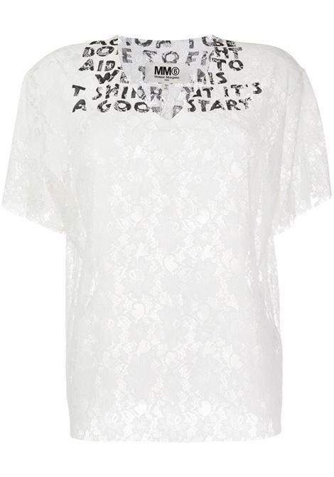 MM6 MAISON MARGIELA T-shirt MM6 MAISON MARGIELA | T-shirt | S32GC0556S52750101