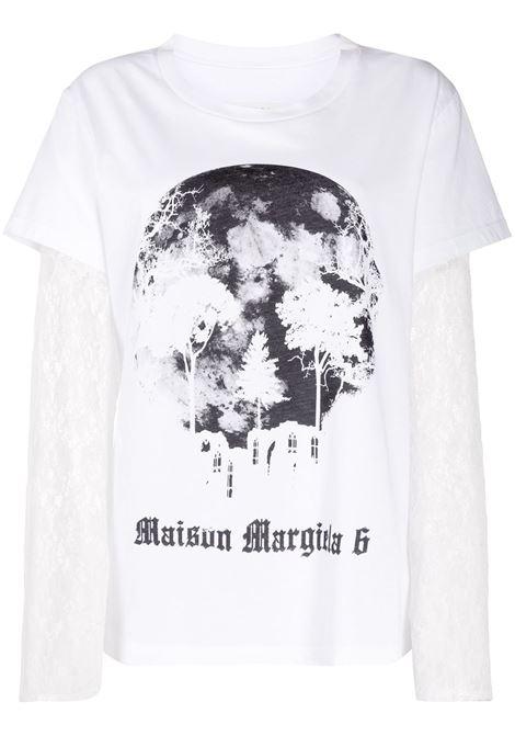 MM6 MAISON MARGIELA T-shirt MM6 MAISON MARGIELA   T-shirt   S32GC0557S23588100