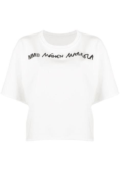 MM6 MAISON MARGIELA T-Shirt MM6 MAISON MARGIELA   T-shirt   S32GU0133S25454101