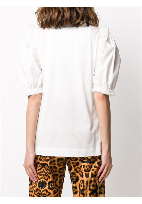 T-shirt con stampa Donna MONCLER SIMON ROCHA | 8C703108390X002