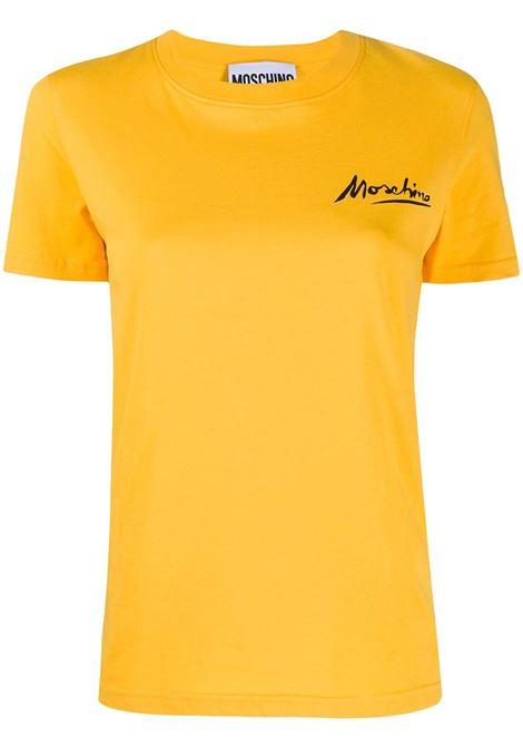 MOSCHINO T-shirt MOSCHINO   T-shirt   A07084401028
