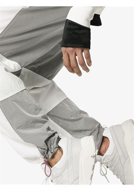 Trousers with technical fabric panels MONCLER 1952 | 2A70060V0115040