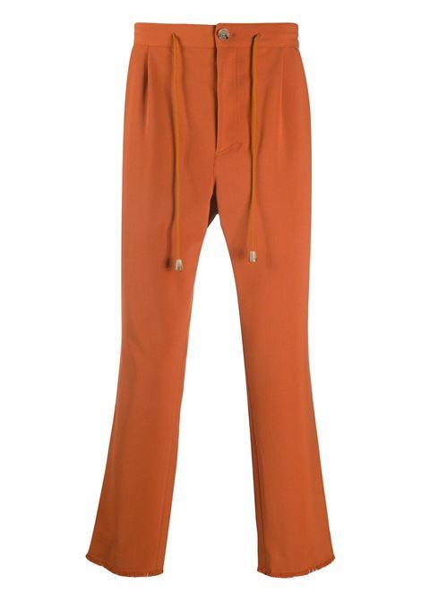 Pantaloni taglio straight Tuan NANUSHKA | Pantaloni | TUANRST