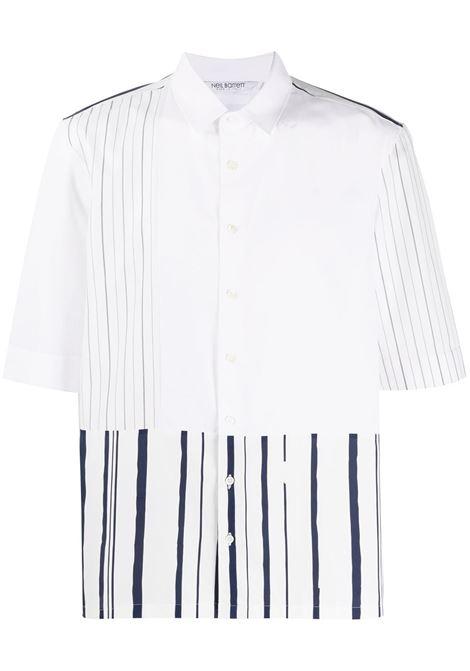 NEIL BARRETT NEIL BARRETT | Shirts | BCM1343CN146C2640
