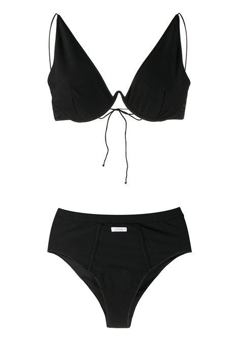 OSÉREE Top bikini OSÉREE | Costumi | RBS205BLK