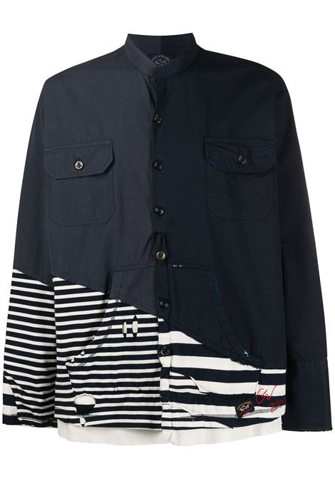 PAUL & SHARK X GREG LAUREN Camicia PAUL & SHARK X GREG LAUREN | Camicie | P20P3474100