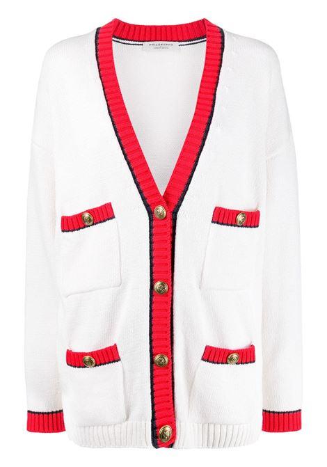 PHILOSOPHY DI LORENZO SERAFINI Cardigan PHILOSOPHY DI LORENZO SERAFINI | Sweaters | A09347052002