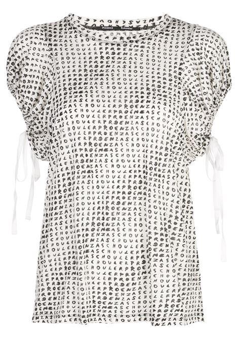 PROENZA SCHOULER T-shirt PROENZA SCHOULER | T-shirt | R201402422059