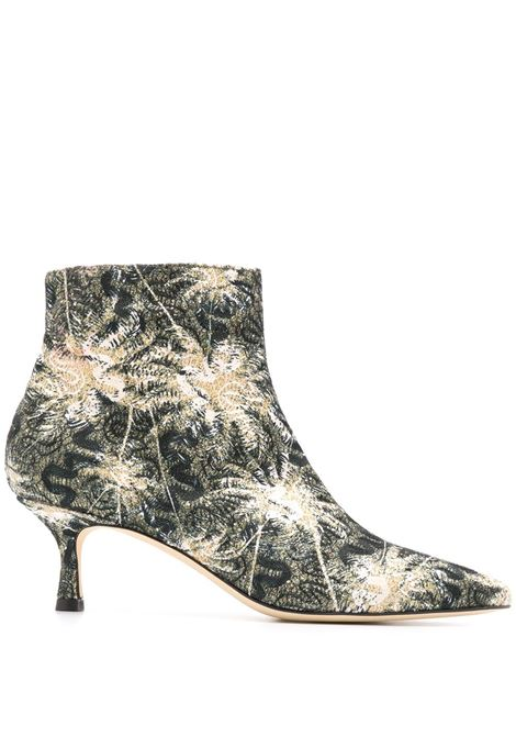 Janis floral ankle boots POLLY PLUME | Ankle-Boots | JANISBLK