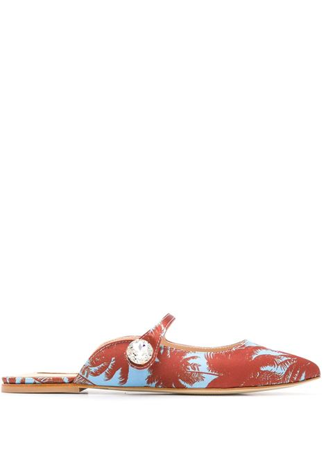 POLLY PLUME Loafers POLLY PLUME | Mules | KIKISTONEBBYBL