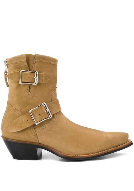 Ankle Engineer buckled boots R13 | Ankle-Boots | R13S0190005TN