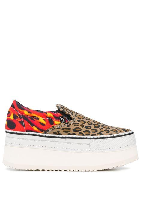 R13 Sneakers R13 | Sneakers | R13S0193030LEPRD FLMS