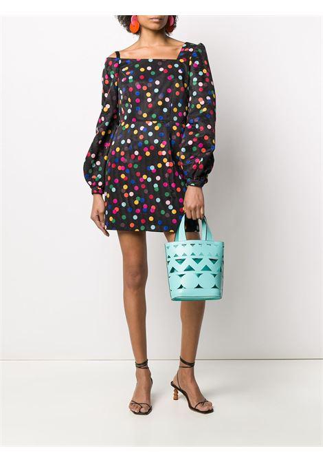 Polka-dot mini dress RACIL | RS10D5F072