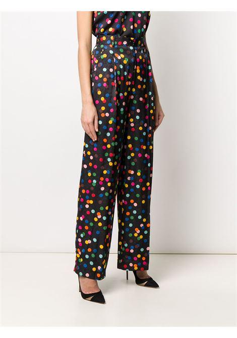 Polka dot wide-leg trousers RACIL | RS10P8F072