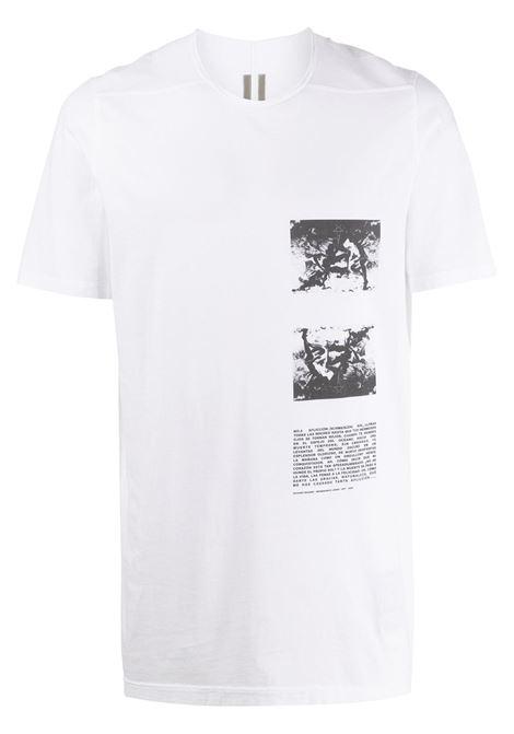RICK OWENS DRKSHDW T-shirt RICK OWENS DRKSHDW | T-shirt | DU20S5250RNEP211009