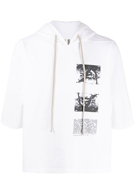RICK OWENS DRKSHDW T-shirt RICK OWENS DRKSHDW | Sweatshirts | DU20S5278RIGEP211009