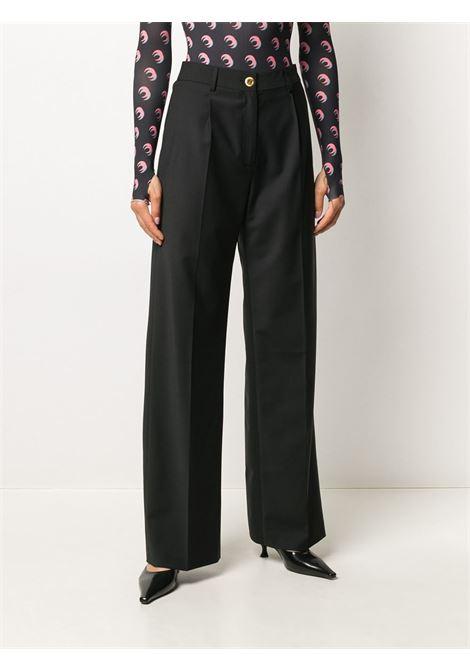 High-waisted wide leg trousers SEEN USERS | SEEN0601BBK03
