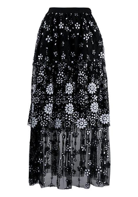 SELF-PORTRAIT Skirt SELF-PORTRAIT | Skirts | RS20089SBLK