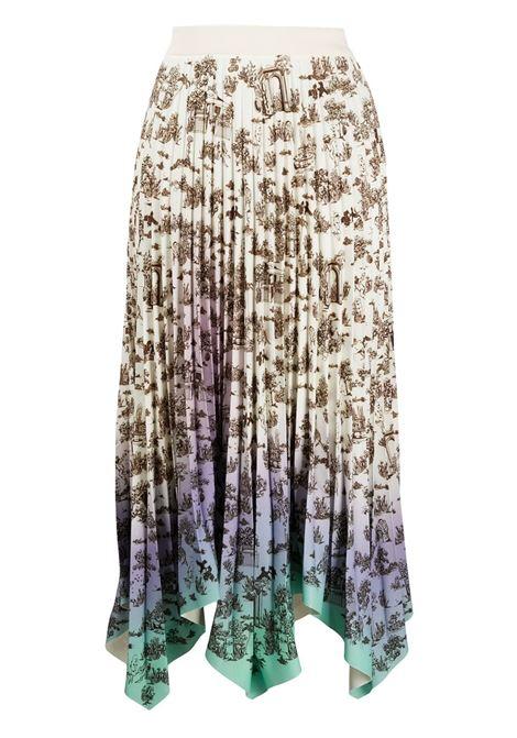 SSHEENA SSHEENA | Skirts | 20SSGLAMTS20018GRN