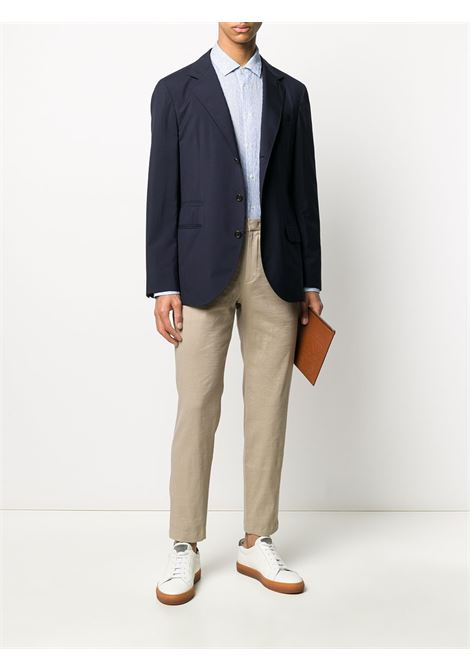 Slim-fit tailored trousers THEORY | K0373207XMC