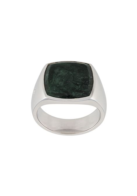 TOM WOOD Ring TOM WOOD | Rings | R74HPGMB01S925925