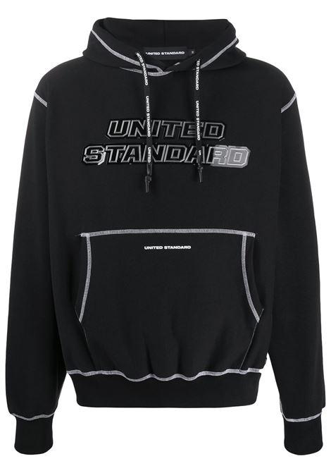 UNITED STANDARD Hoodie UNITED STANDARD | Sweatshirts | 20SUSSH06BLK