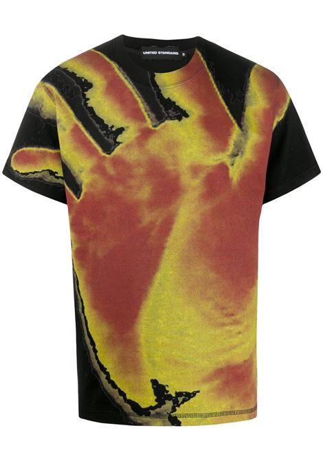 UNITED STANDARD T-shirt UNITED STANDARD | T-shirt | 20SUSTS10BLK