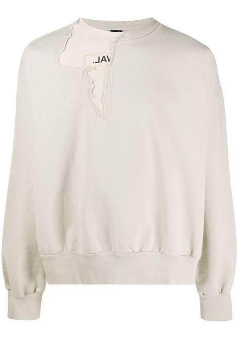 VAL.KRISTOPHER Sweatshirt VAL.KRISTOPHER | Sweatshirts | 1000832OATMEA