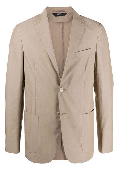 Cotton blazer Z ZEGNA | Blazers | 7727001DNMG08