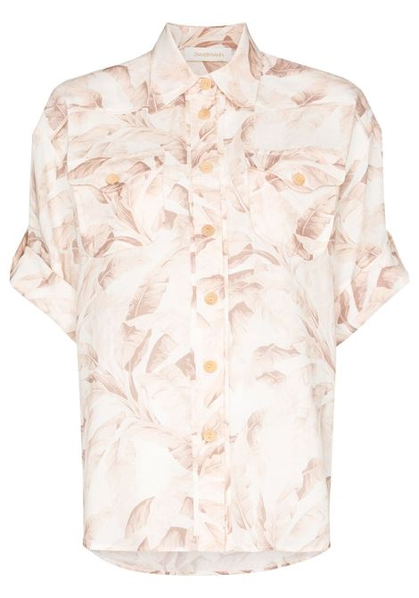 ZIMMERMANN Shirt ZIMMERMANN | Shirts | 7663TSUPBLPALM