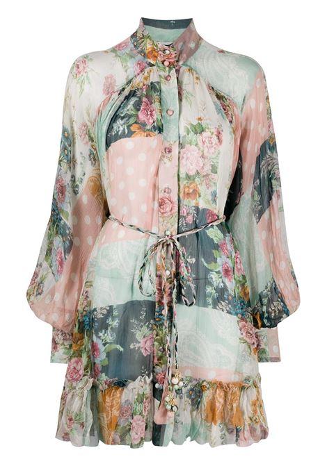 ZIMMERMANN Dress ZIMMERMANN | Dresses | 8261DWAVPATCHFL