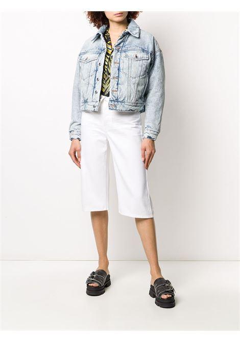 Jeans crop a vita alta Donna ALEXANDER WANG | 4DC1204686101