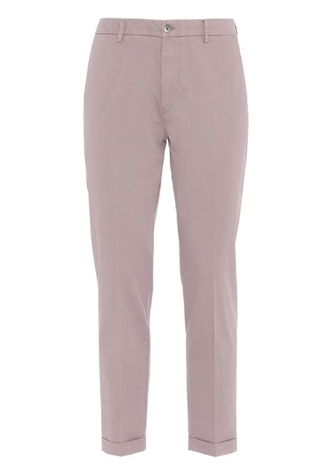 Pink trousers BE ABLE | Trousers | LUCKYGSS20RS