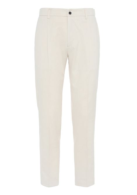 Straight trousers BE ABLE | Trousers | RICCARDOPDLYS20ECR