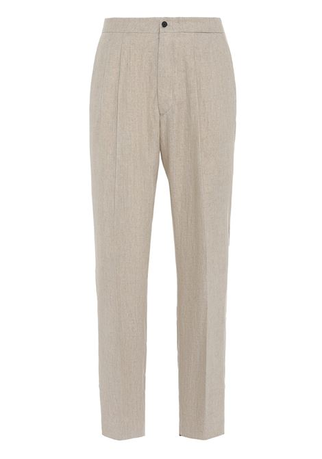 Straight trousers CELLAR DOOR | Trousers | LA1100111LL05803